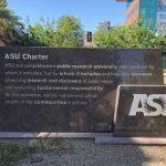 Engraved ASU mission statement