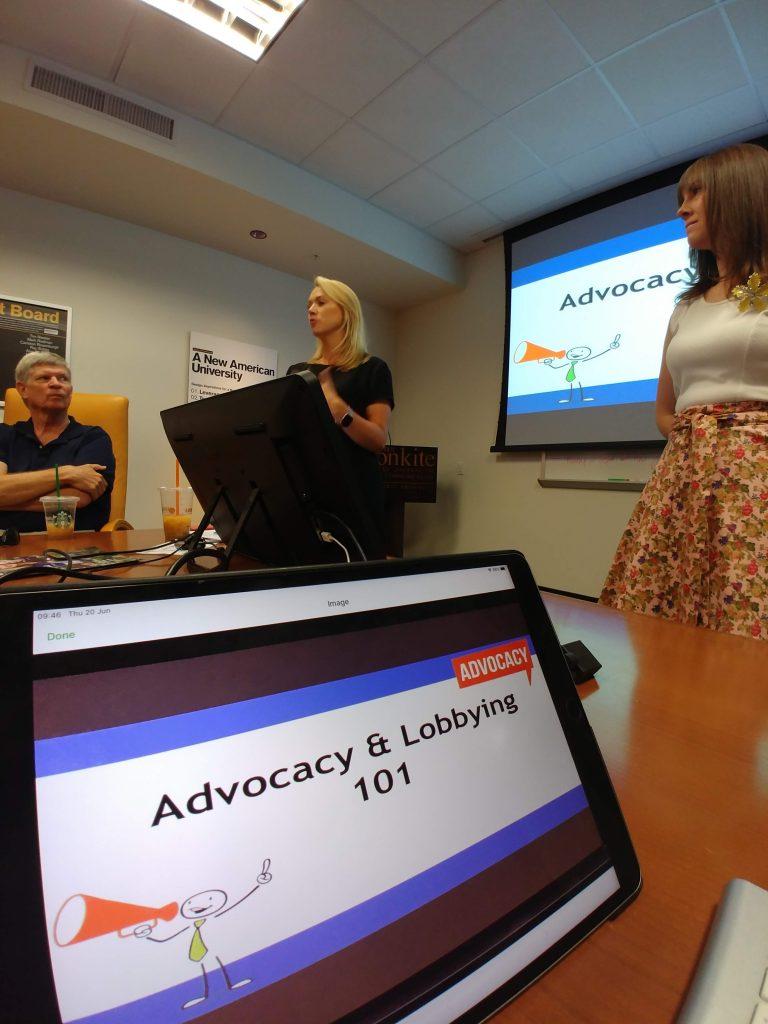 Advocacy & Lobbying 101