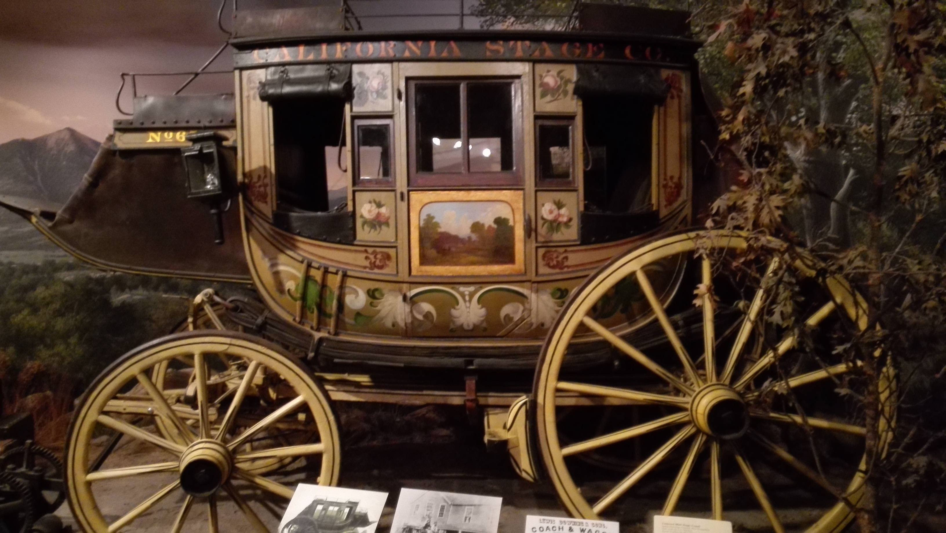 California Stage Coach