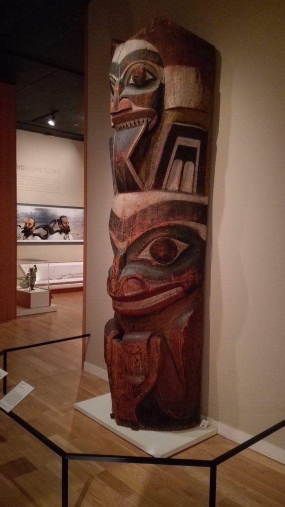 Native totem